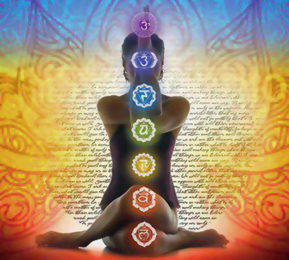Chakra-Energy-Body