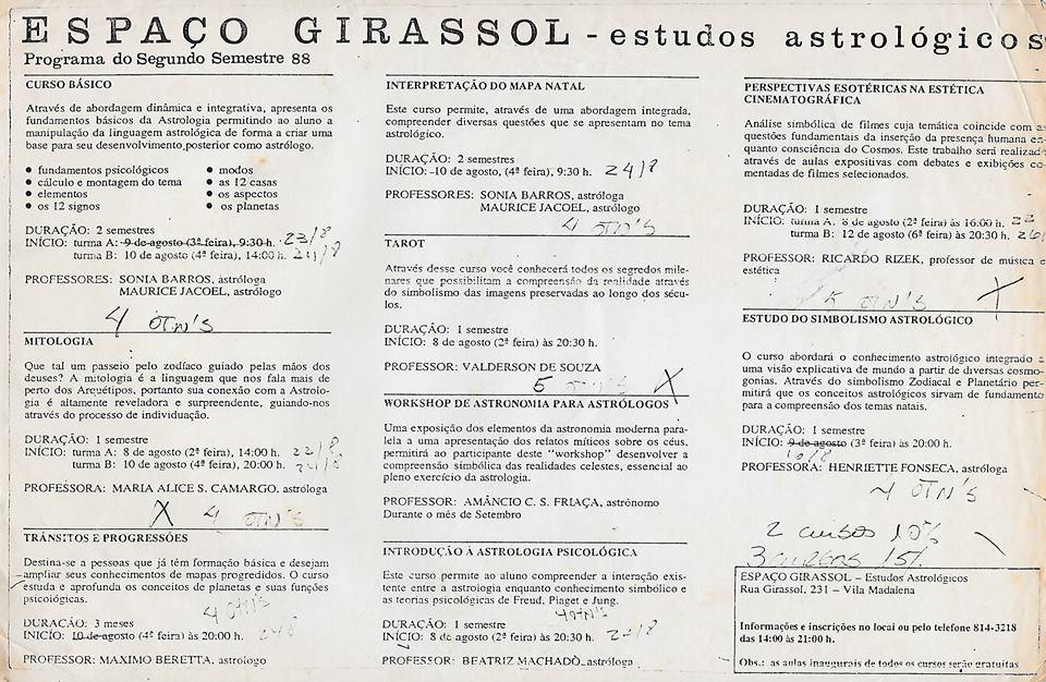 Jornal girassol