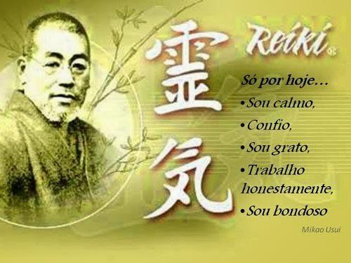 Mikao Usui e os 5 Princípios do Reiki